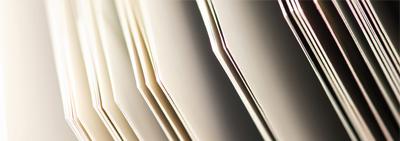 Papiermusterfächer