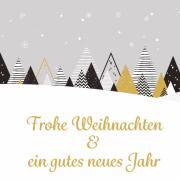 typosatz namisla wünscht frohe weihnachten