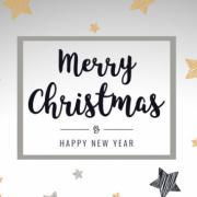 frohe Weihnachten, namisla, typosatz
