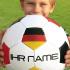 Bildpersonalisierung Fußball mit Kind